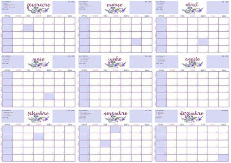 planner de 2016 mensal e semanal subexplicado