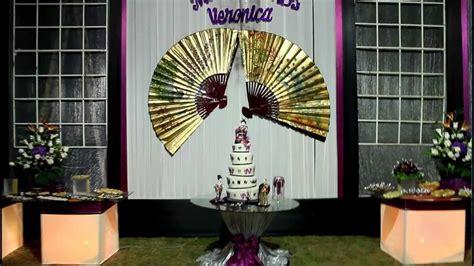decoracion china decoracion china en quincea 241 era de alvarado