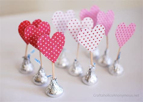 Valentines Kisses by S Day Paper Craft Ideas