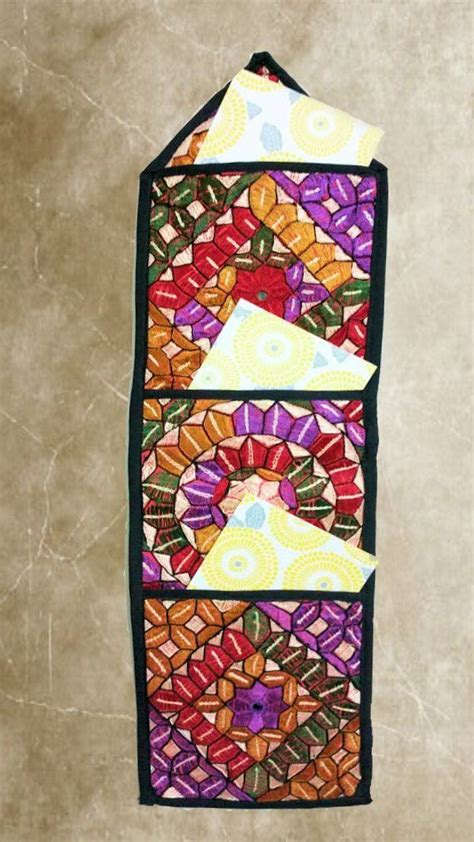 Beautiful Handmade Wall Hangings - wall handmade wall hanging beautiful silk embroidery