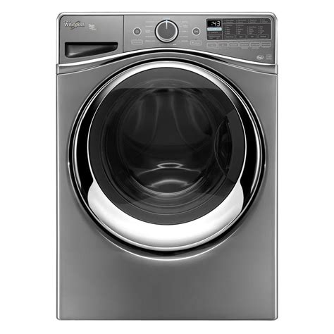 whirlpool duet 4 5 cu ft high efficiency front load