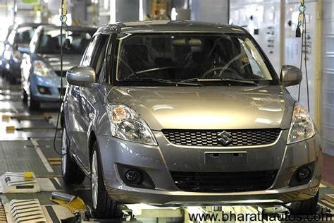 Maruti Suzuki Manufacturing Maruti Suzuki Shifts Production To Gurgaon