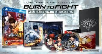 Kaset Ps4 The King Of Fighters Xiv Steelbook Launch Edition the king of fighters xiv official us website