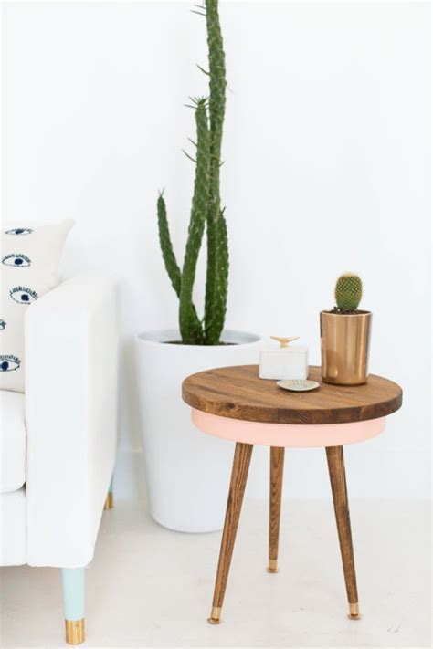 end table ideas 15 clever diy end table ideas that anyone can craft