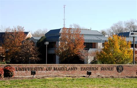 Maryland Mba Deadlines by Umes Of Maryland Eastern Shore Admissions