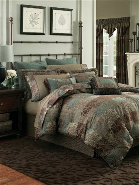 croscill queen comforter sets croscill galleria queen 4 piece comforter set 083013076811