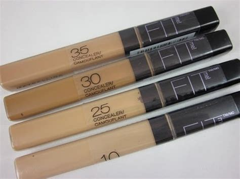 Maybelline Fit Me Concealer Review 2 minute review maybelline fit me concealer