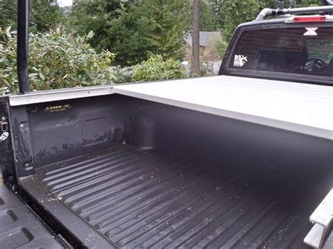 homemade truck bed cover tonneau cover truck bed cover makezilla