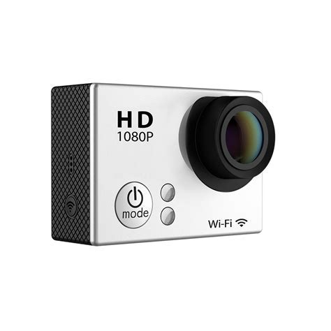 iPM 1080p HD Waterproof Sports Action Camera with Wi Fi
