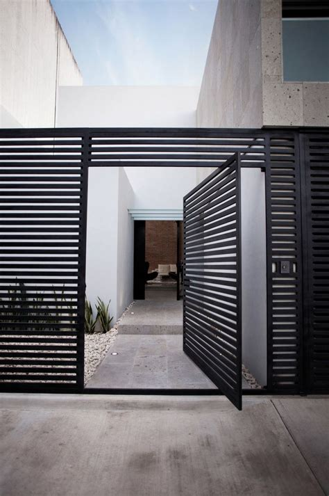 modern entrances designed  impress architecture beast