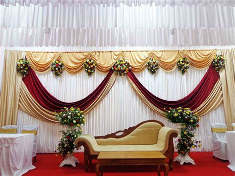 picture decoration ideas most beautiful wedding stage decoration ideas designs 2015
