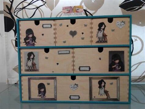 ideas matri on pinterest 31 pins cajonera de madera decorada con gorjuss gorjuss