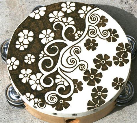 zentangle pattern henna drum 34 best images about henna drum on pinterest tambourine