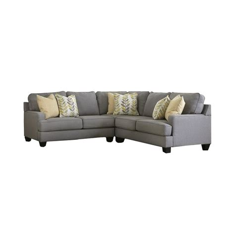 ashley 3 piece sectional signature design by ashley furniture chamberly 3 piece