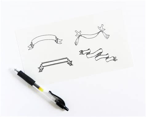 lettering sketch tutorial hand drawn banner tutorial hand lettering calligraphy
