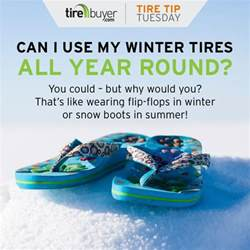 Can I Use Car Tires On My Boat Trailer Winter Tires Year Tirebuyer