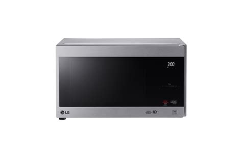 Microwave Lg Neochef lg 0 9 cu ft neochef countertop microwave with smart