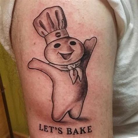 pillsbury doughboy tattoo lovecraft