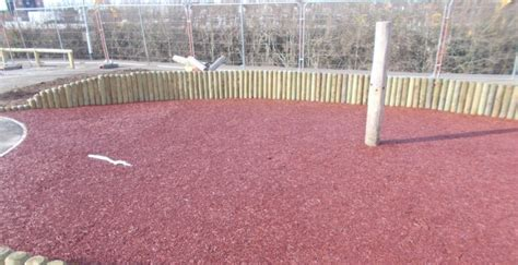 Outdoor Rubber Flooring For Play Area by Outdoor Play Area Flooring