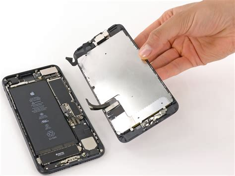 iphone   display assembly replacement ifixit repair