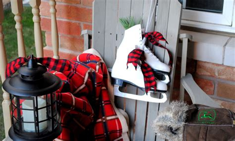 winter porch decorating ideas winter porch decor on front porches sled and wreath hanger
