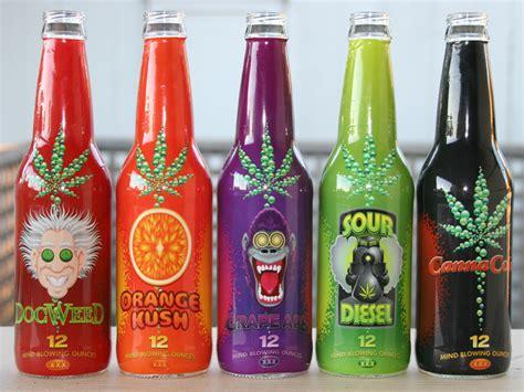 Weed Drinks | marijuana soda the next four loko