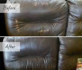 How To Fix A Leather Sofa Pretty Ideas Leather Chair Repair Home Design