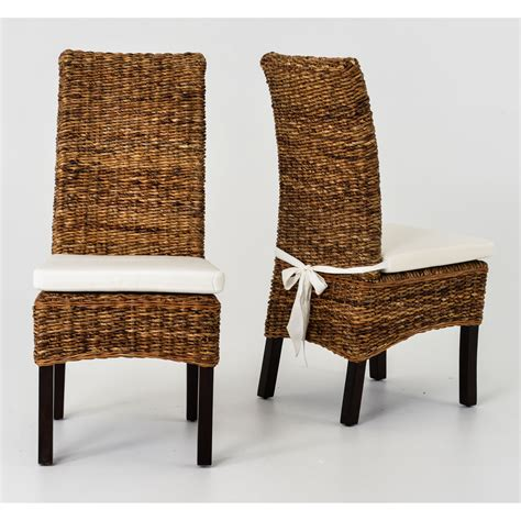 Banana Leaf Armchair by Banana Leaf Dining Chair Buy Ponderosa Banana Leaf Chair