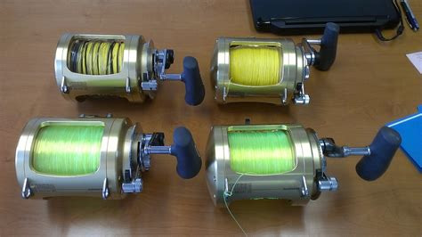 Reel Shimano Tiagra 30 Wlrsa Japan mint shimano tiagra w handcrafted combos 80w 50w 30w the hull boating and