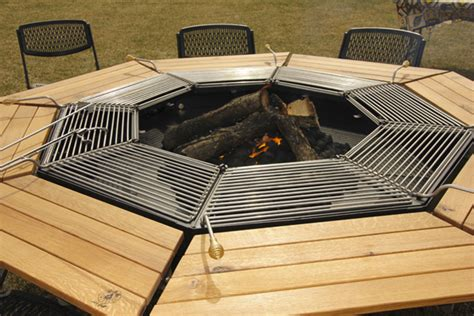 grill table gives american bbq the korean bbq treatment