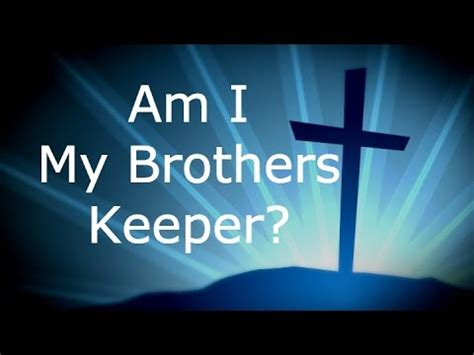 am my brothers keeper black gary edwards am i my brothers keeper 4 1 9