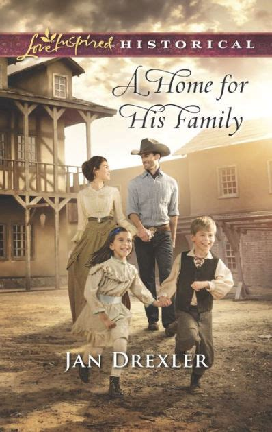 a home for his family inspired historical series by