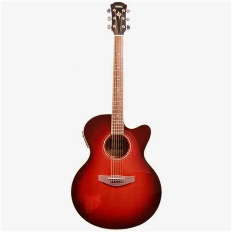 Harga Gitar Yamaha 500 harga gitar akustik elektrik yamaha cpx 500ii burst