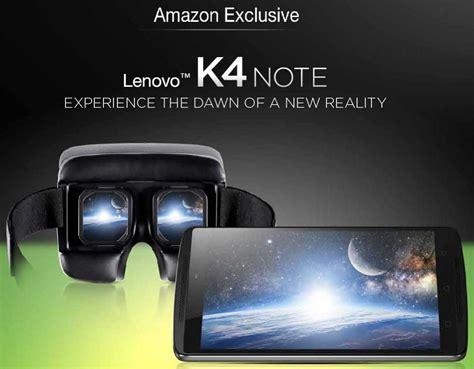 Harga Lenovo Note K4 spesifikasi lenovo k4 note bikin shock ram 3gb ada