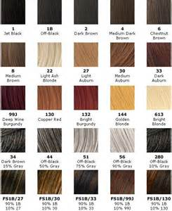 hair weave number color chart hair weave