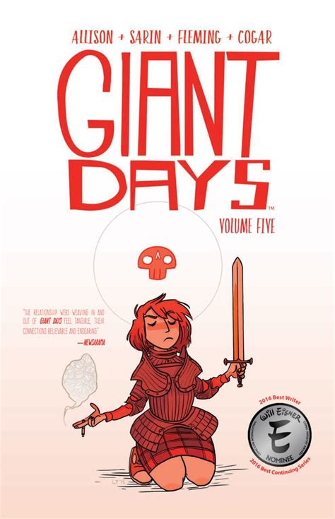 giant days volume 1 1608867897 comiclist preview giant days volume 5 tp