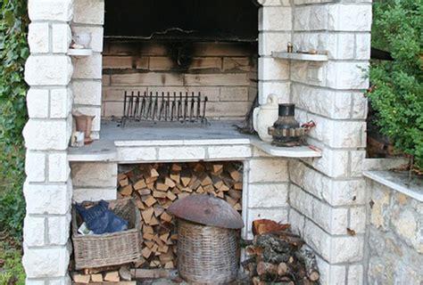 Fabriquer Un Barbecue En Dur by Construire Un Barbecue En Dur Pour Jardin