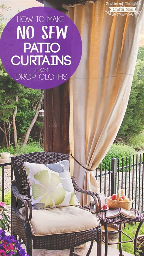 patio curtains diy best 25 patio shade ideas on pinterest outdoor shade