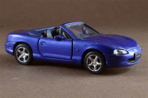 mazda car models mazda mx 5 miata nb model cars hobbydb