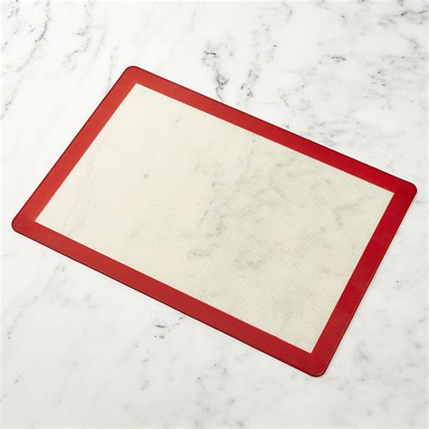 Silicone Mat Baking by Silicone Baking Mat Crate And Barrel