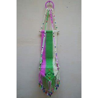 Beautiful Handmade Wall Hangings - handmade beautiful decorative macrame jhula wall hanging