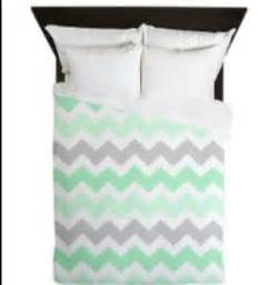 mint green comforters mint green chevron bedding apartment here i come