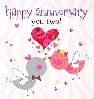 Happy Anniversary You Two Pictures, Photos, and Images for