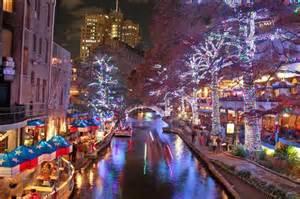 san antonio riverwalk christmas lights christmas it s