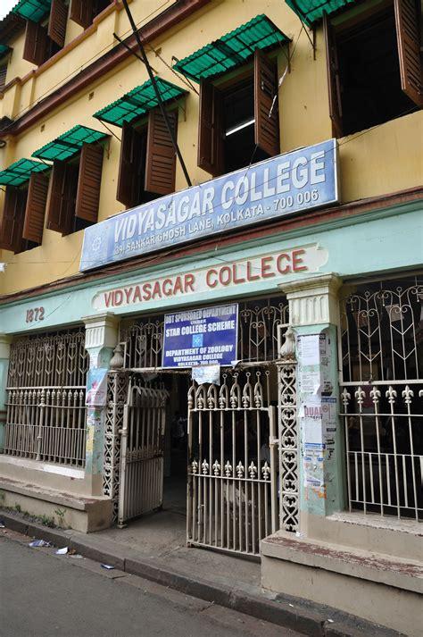 Vidyasagar Affiliated Mba Colleges In Kolkata by Vidyasagar College