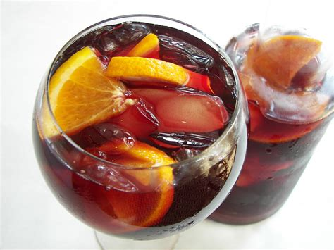 sangria recipe spanish from cookipedia co uk