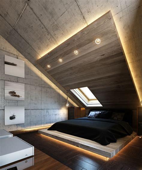 moderne schlafzimmerbeleuchtung schlafzimmergestaltung 42 beispiele f 252 r eine passende