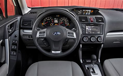subaru forester touring interior 2014 motor trend suvoty page 4 jeep garage jeep forum