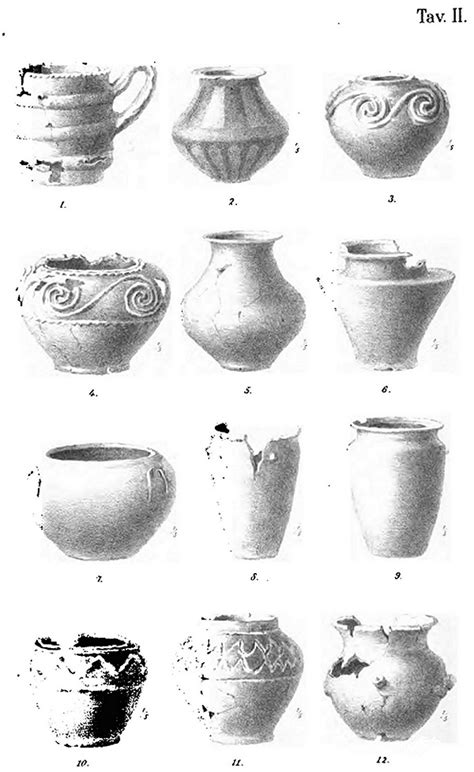 antico vaso a due anse istria on the archeology hillforts