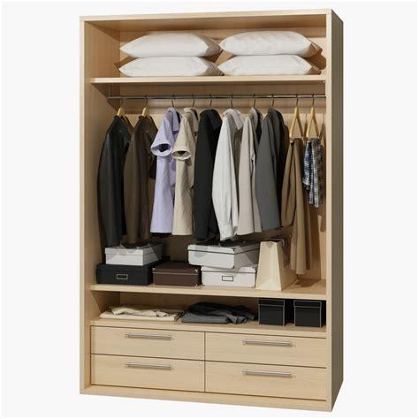 Www Wardrobe by Wardrobe With Clothes Portfolio Work Evermotion
